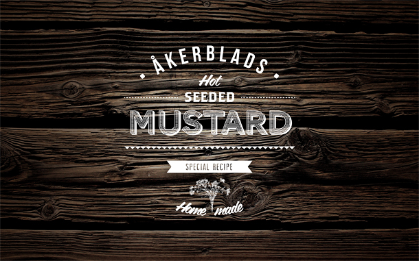 Åkerblads Seeded Mustard